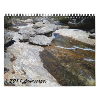 2011 Landscapes Calendar