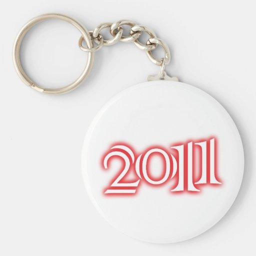 2011 LLAVERO REDONDO TIPO PIN