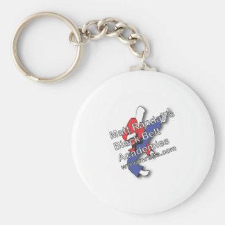 2011 Logo Basic Round Button Keychain