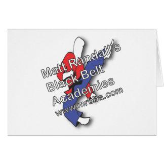 2011 Logo Greeting Card