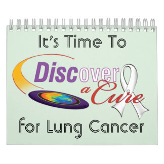 2011 Lung Cancer Awareness 12-month Calendar