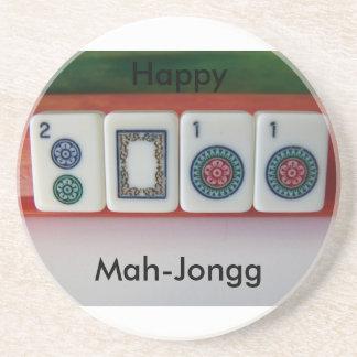 2011 Mah-Jongg Posavasos Diseño
