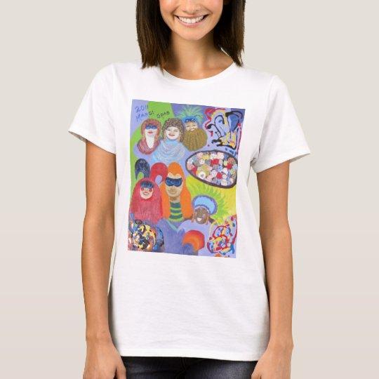 2011 Mardi Gras T-Shirt