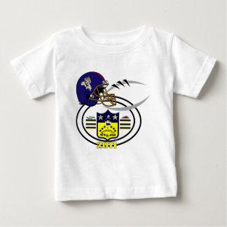 2011 McKinney Rednecks SHIELD Baby T-Shirt