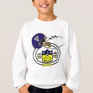 2011 McKinney Rednecks SHIELD Sweatshirt