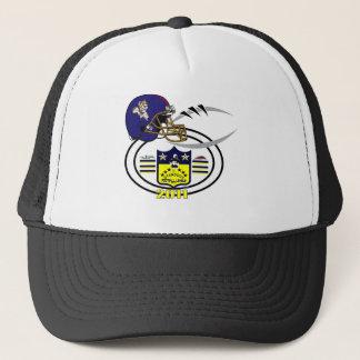 2011 McKinney Rednecks SHIELD Trucker Hat
