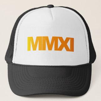 2011 MMXI TRUCKER HAT