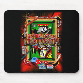 2011 National Team Championships Mouse Pad
