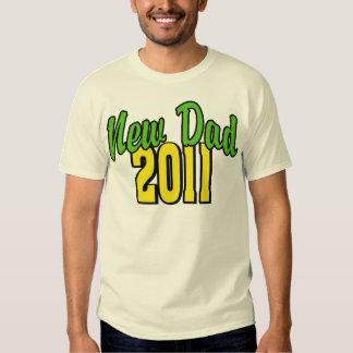 2011 New Dad T-Shirt