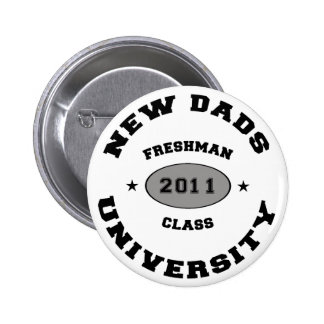 2011 New Dads Pinback Button