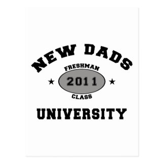 2011 New Dads Postcard