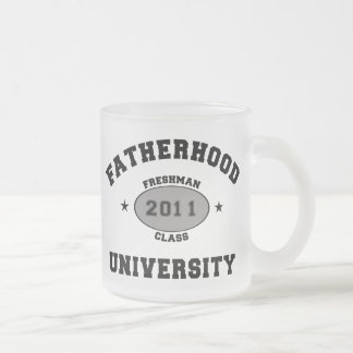 2011 New Father Gift Coffee Mug