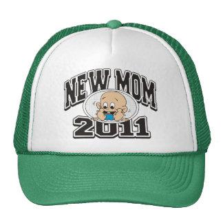 2011 New Mom Trucker Hat