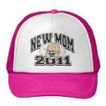 2011 New Mom Trucker Hats