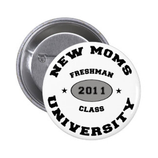 2011 New Moms Buttons