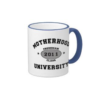 2011 New Mother Gift Ringer Mug
