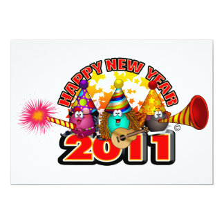 2011 - New Year Design Announcements