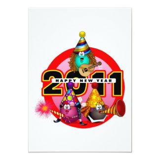 2011 - New Year Design Invite