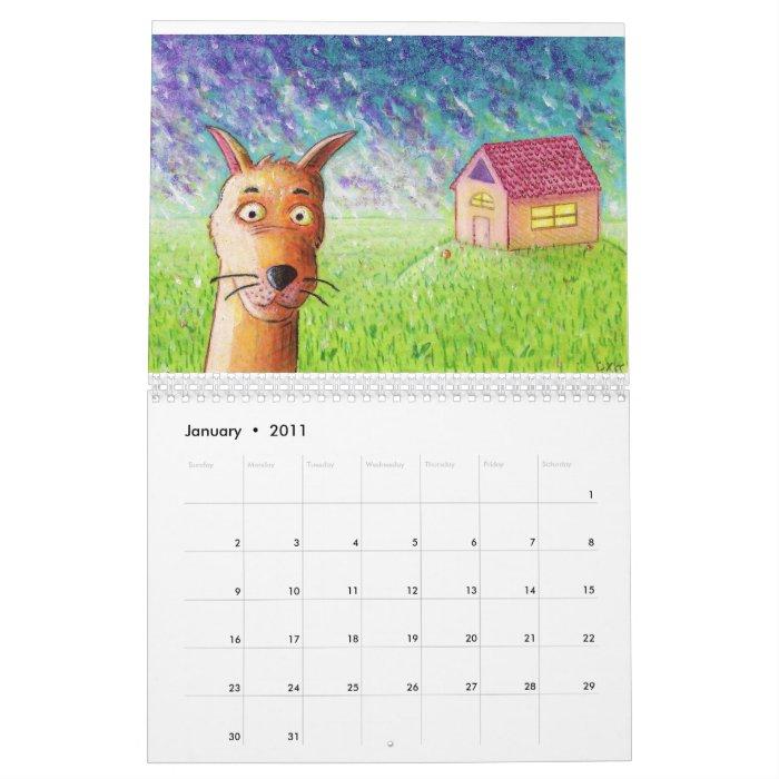 2011 OATS Calendar