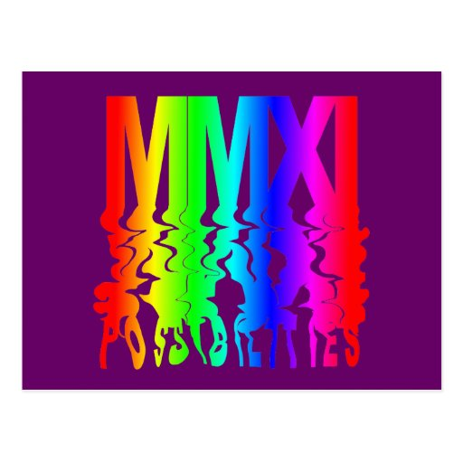 2011 POSIBILIDADES MMXI POSTAL
