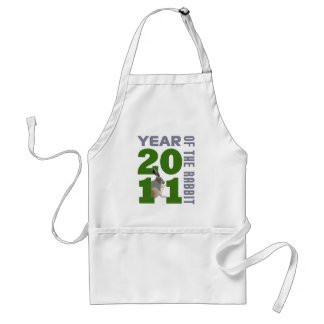 2011 Rabbit apron