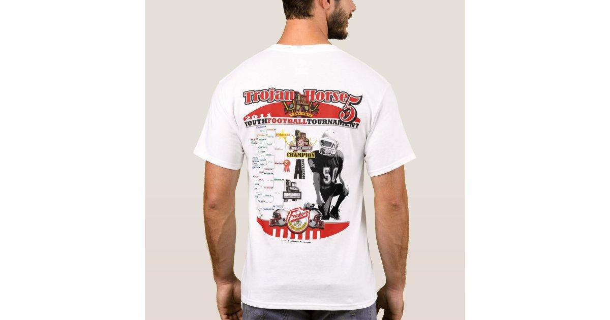 2011 richmond bulls trojan horse champions t shirt zazzle for T shirt printing richmond va