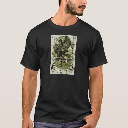 2011 richmond zombiewalk poster T-Shirt