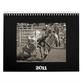 2011 Rodeo Calendar