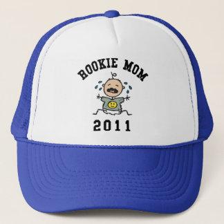 2011 Rookie Mom Trucker Hat