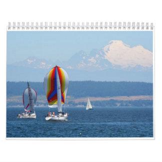 2011 Sailboat Calendar