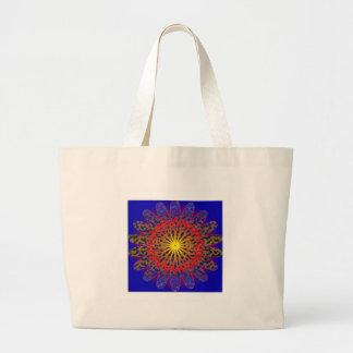 2011 SDC  SUN Dial Chakra Canvas Bags