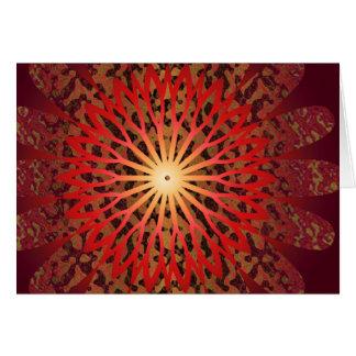 2011 SDC  SUN Dial Chakra Card