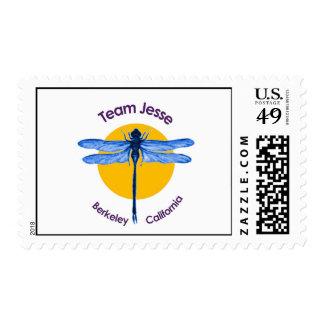 2011 sellos de Jesse del equipo