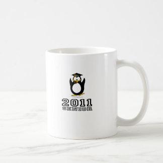 2011 Senior Graduation Penguin Coffee Mugs