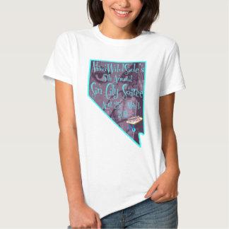 "2011 Sin City Soiree ""Nevada"" Logo Tee Shirt"