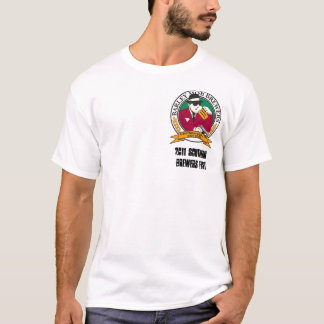 2011 Southern Brewers Fest T-Shirt