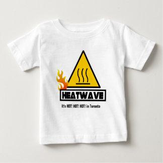 2011 Summer Heatwave Baby T-Shirt