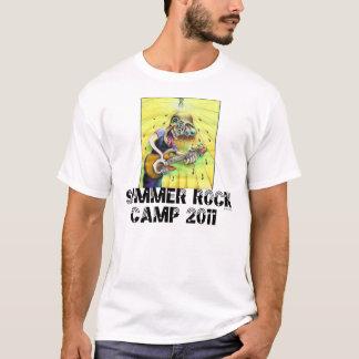 2011 Summer Rock Camp t-Shirt