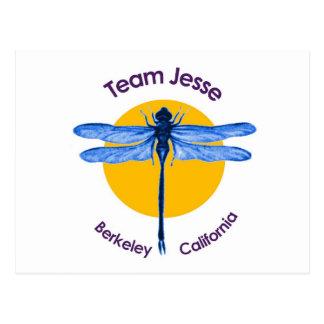 2011 Team Jesse Postcard