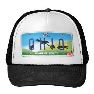 2011 Team Ohio Agility Hat