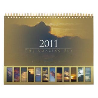 2011 - The Amazing Sky Calendar