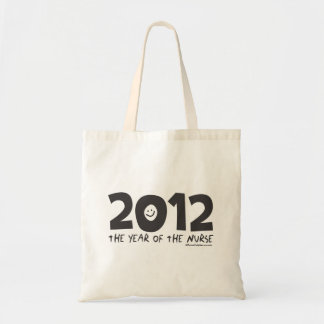 2011 - The Year of the Nurse Tote Bag