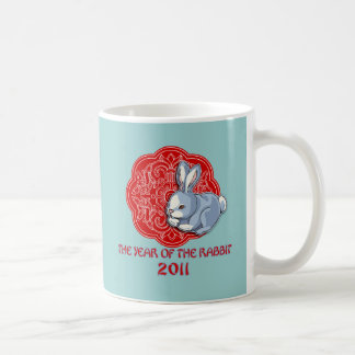 2011 The Year of the Rabbit Gifts Mug