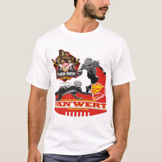 2011 - Van Wert Cougars Trojan Horse Design T-Shirt