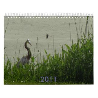 2011 waterfowl calendar