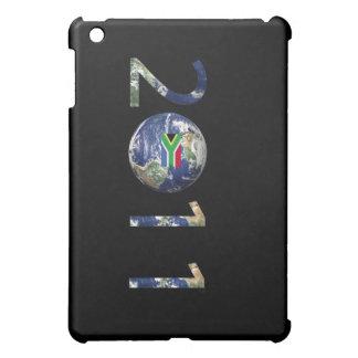 2011 with SA flag iPad Mini Cover