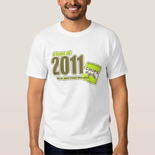 2011 y microprocesadores remera