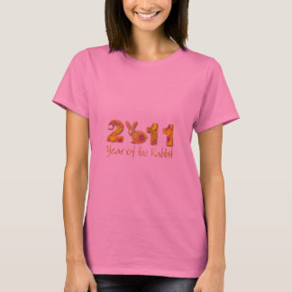 2011 Year of the Rabbit - Chinese New Year T-Shirt
