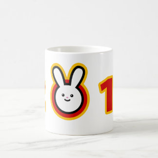 2011: Year of the Rabbit Coffee Mug