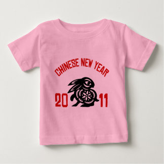 2011 Year of The Rabbit Paper Cut T-Shirt